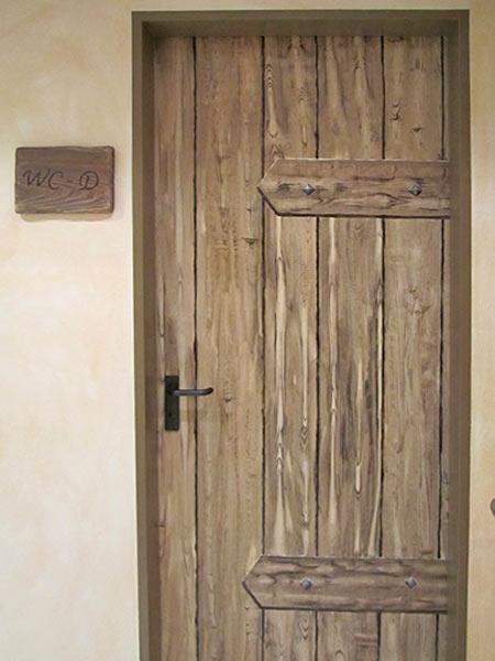 Raum Tür 1