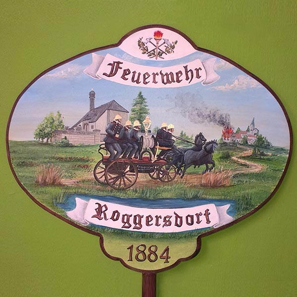 Feuerwehr Roggersdorf