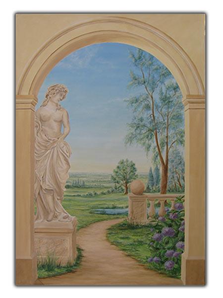 Bild Statue Toscana