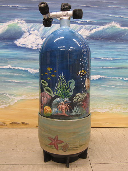 Tauchflasche 2