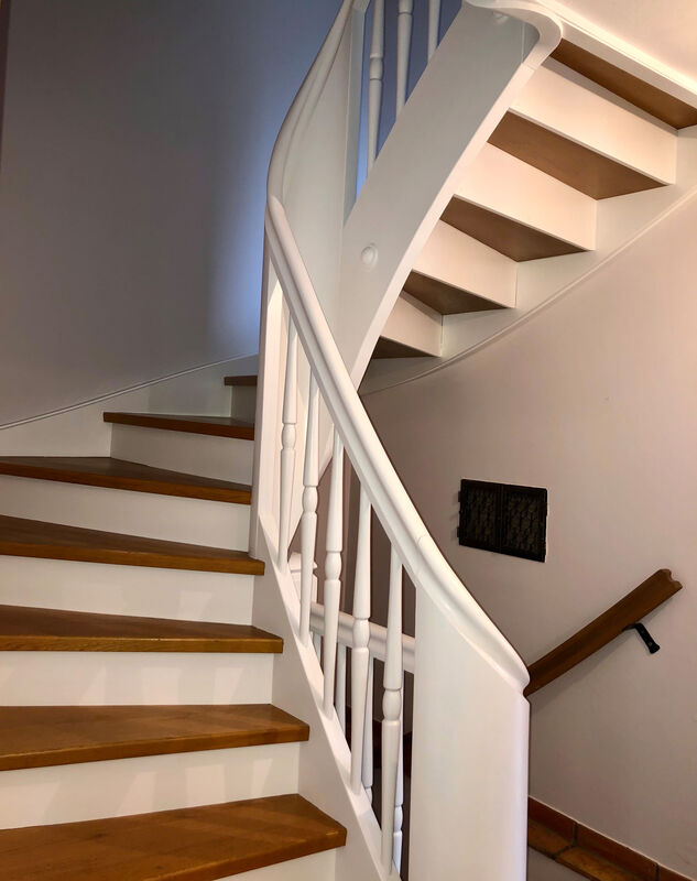 Raum Treppe 2